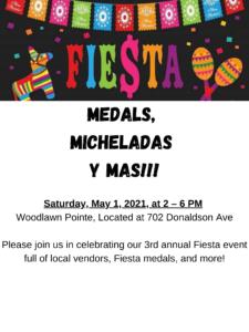 Medals, Micheladas Y Mas!